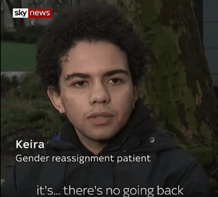 young woman who transitioned prosecutes uk health system 02